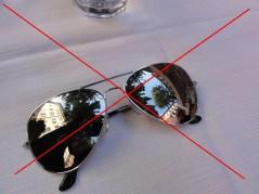 NON aux lunettes