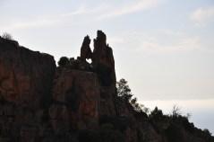 gravé dans la roche