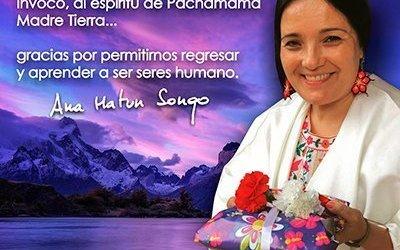Invocación a Pachamama