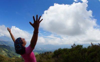 Invocando a la Pachamama
