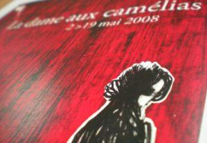 La Dame aux Camélias - affiche