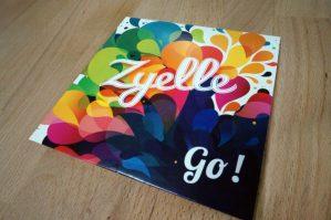 Pochette d'album pour Zyelle