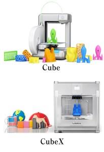 3Dプリンター Cube