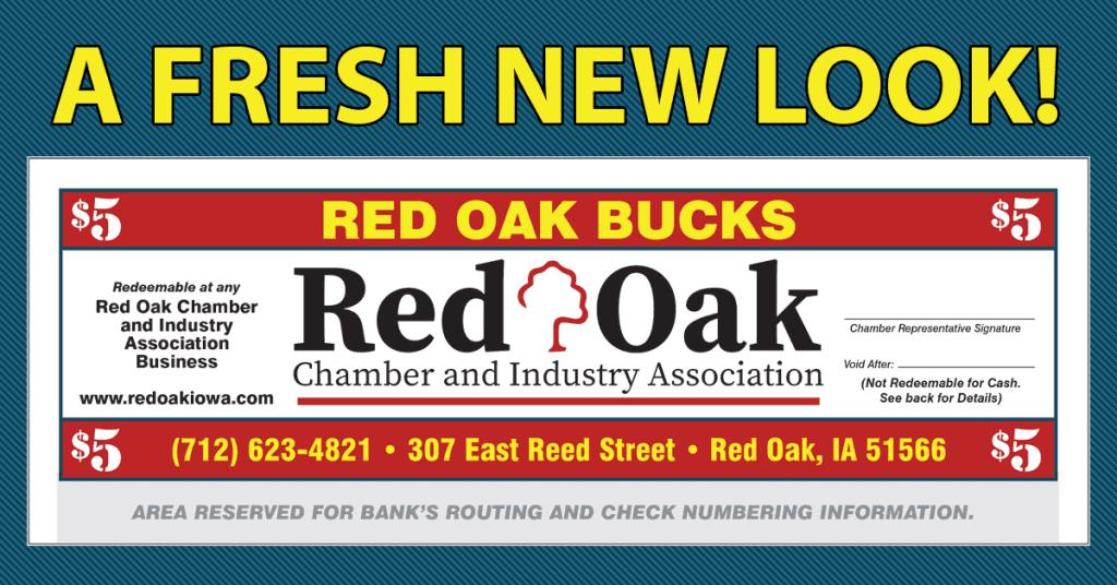 Red Oak Chamber Bucks