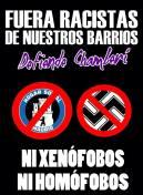 FueraRacistasDeBarrios