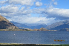 Picturesque Lake Wanaka