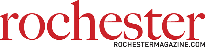 Image result for rochester magazine logo
