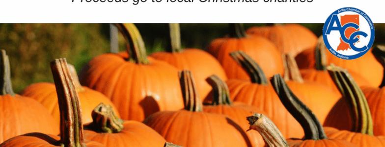 Pumpkin Sale Fundraiser Avilla Chamber