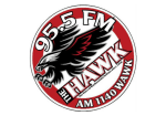 95.5 FM The Hawk