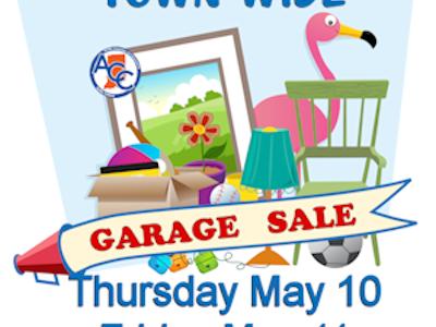 2018 Town of Avilla Garage Sale ACC