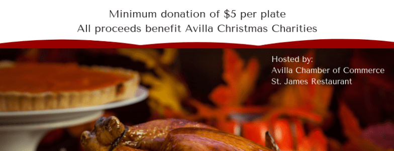 Annual Christmas Benefit Turkey Dinner 2018