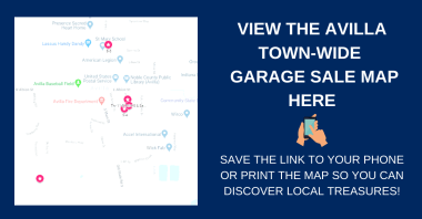 2020 Garage Sale Map