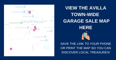 2020 Garage Sale Map