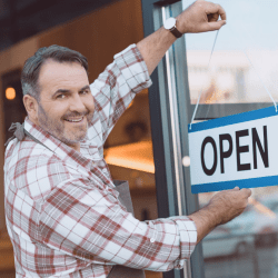Opening Business ACC