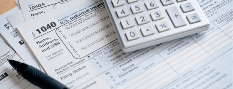 Tax Forms Avilla Chamber