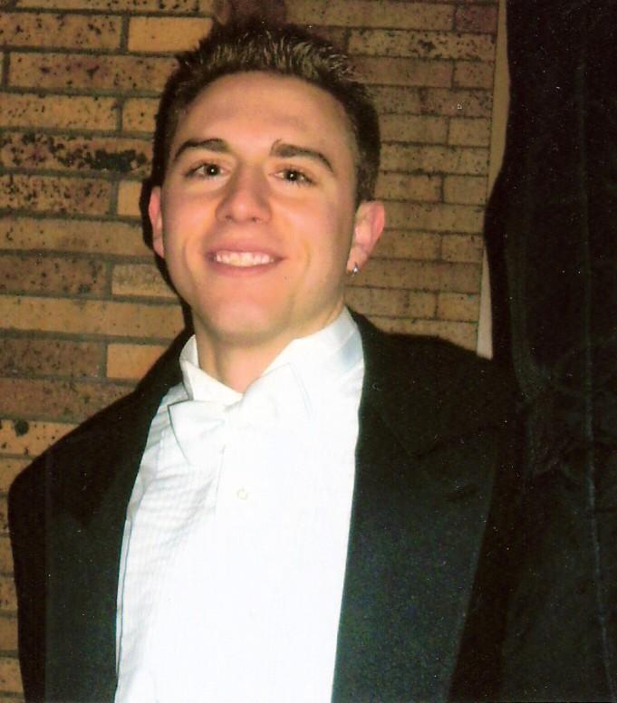 Paul Cinque, contrabass - San Diego Symphony