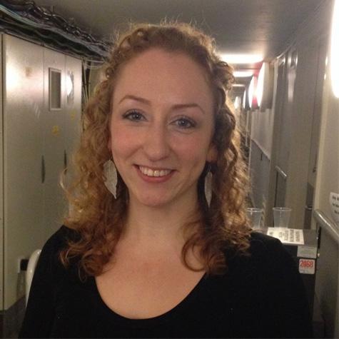 Laura Vincent, bassoon - Glyndebourne Opera Orchestra