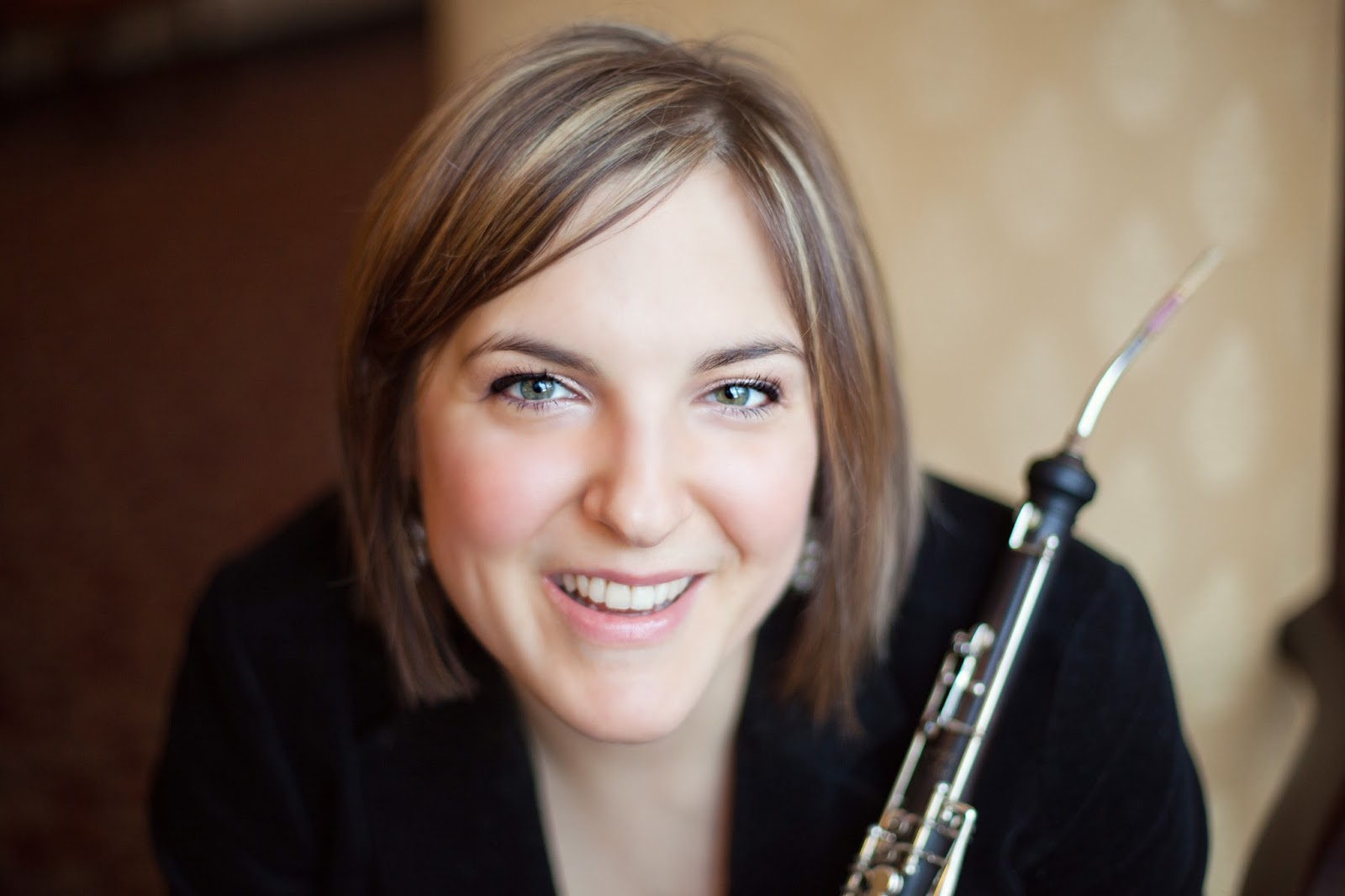 Anna Steltenpohl, ​oboe - Rochester Philharmonic Orchestra