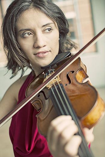 Julia Sakharova, violin - Alabama Symphony