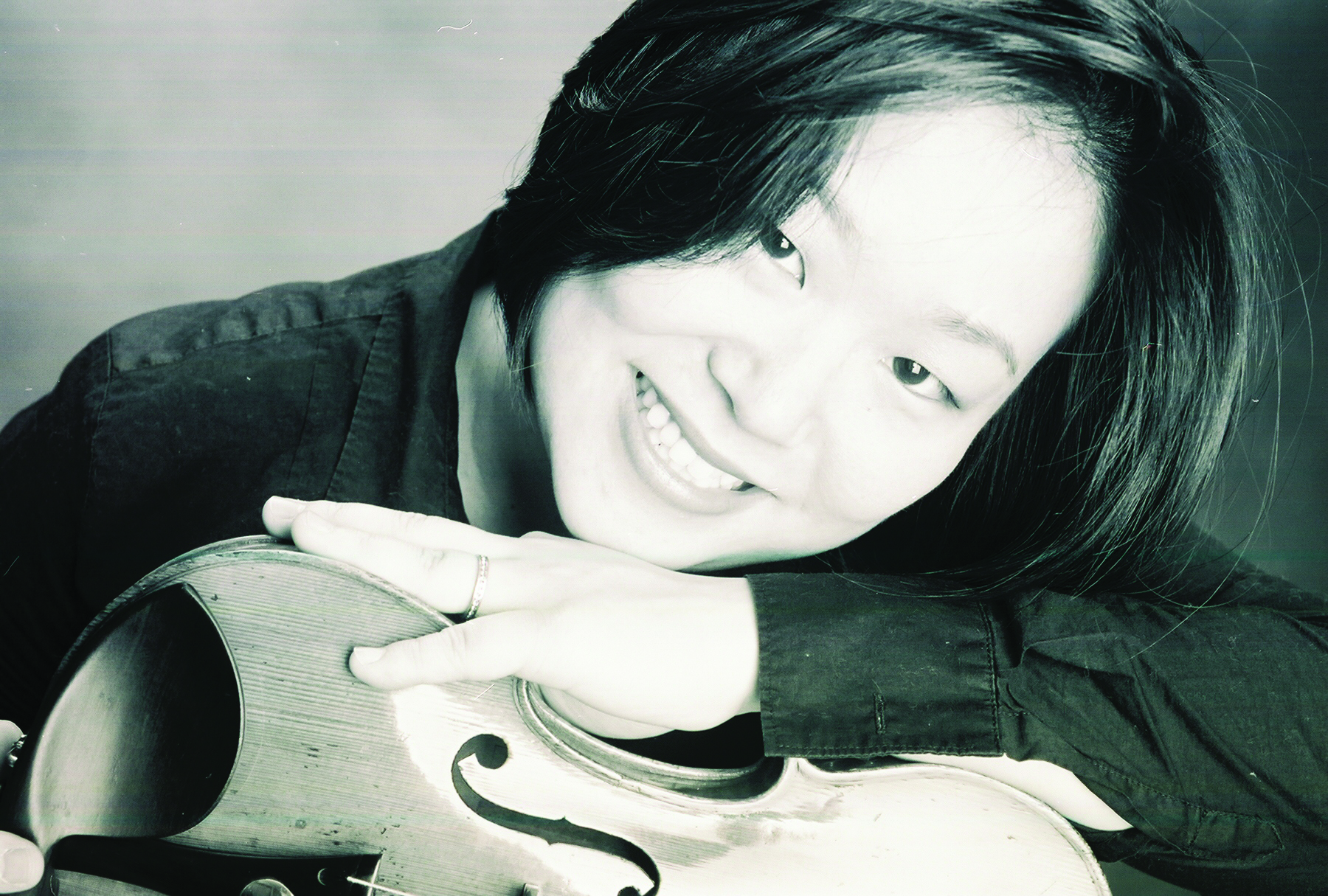 Kiwon Nahm, violin - New Haven Symphony
