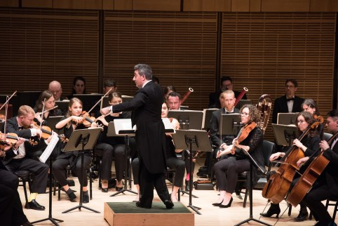 "Chamber Orchestra of New York, 10th Anniversary Season Opener: 'Postcards from Italy', MENDELSSOHN, Symphony No. 4 ""Italian"", Salvatore Di Vittorio - Director"