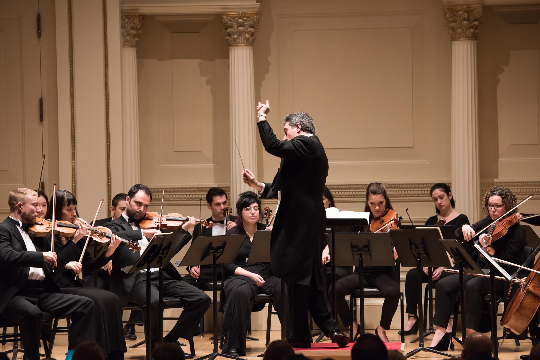 Salvatore Di Vittorio, conductor, Concert Season – Strauss, Vaughan Williams' DI VITTORIO, Preludio Sentimentale [World Premiere] VAUGHAN WILLIAMS, Fantasia on a Theme by Thomas Tallis Intermission (20 minutes) R. STRAUSS, Metamorphosen