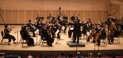 Chamber Orch at Adelphi University Performing Arts Center (AUPAC)