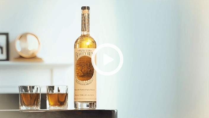 Web Video for Spiced Booty Rum - Massachusetts Video Production