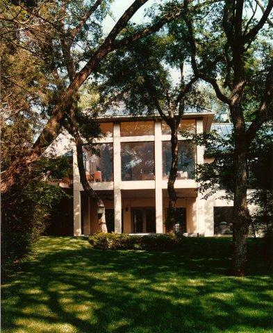 Texas Regional Modern 2 By Stephen B Chambers Architects