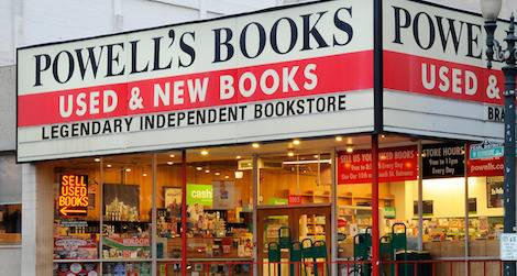 Powell's City of Books: Portland's Favorite Hotspot and What We ...