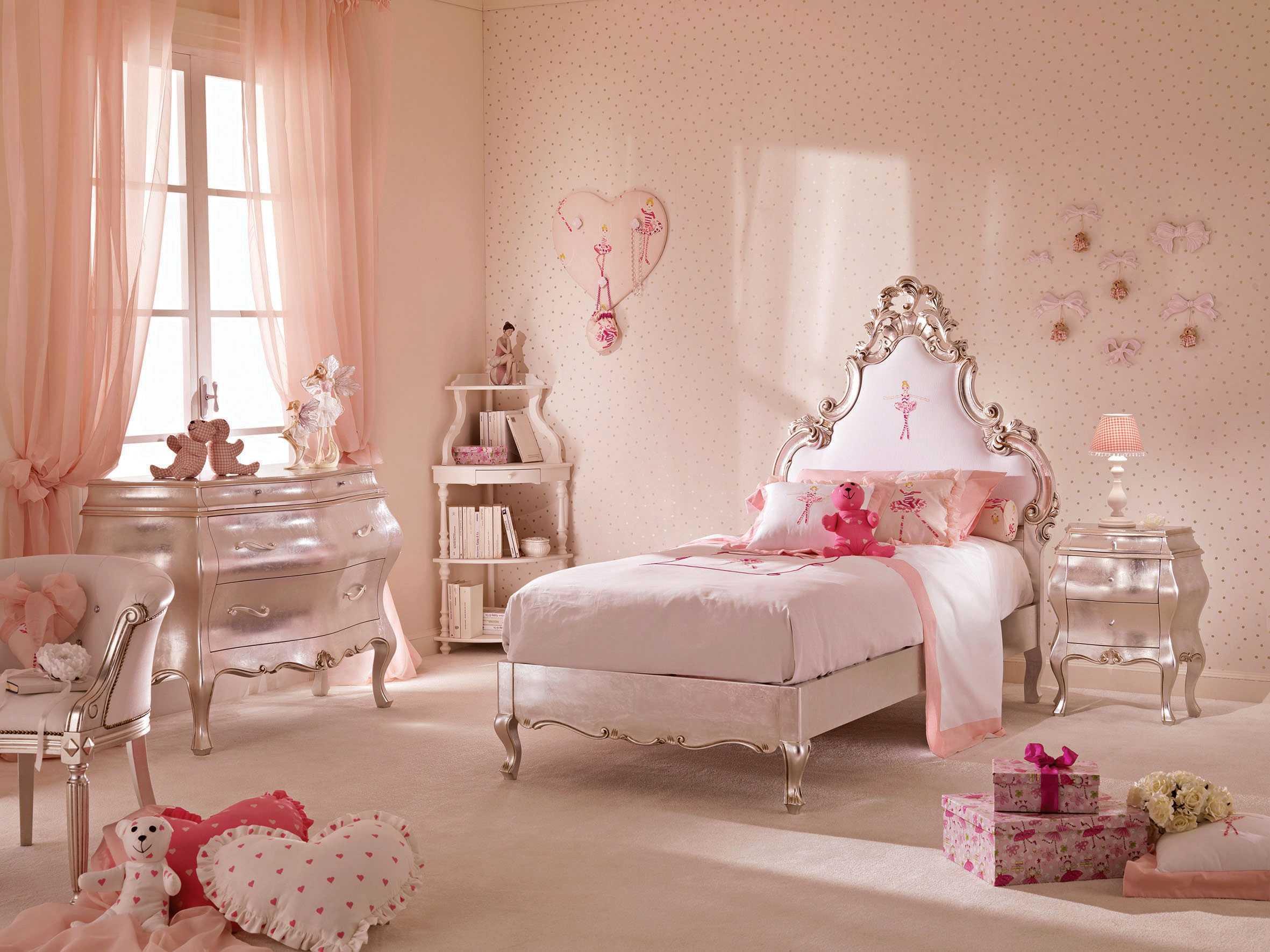 Deco Princesse Chambre Fille Deco Chambre