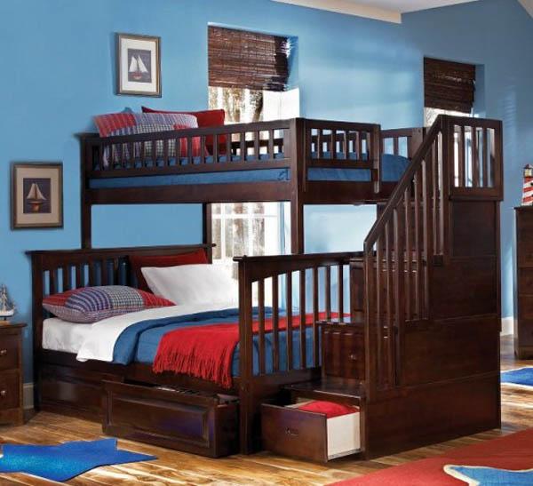 decouvrir le lit mezzanine pour enfant