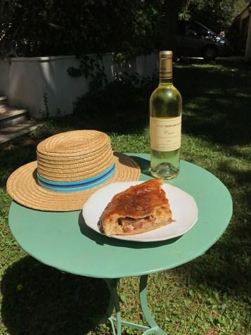 La Gouline, notre nouvelle spécialité culinaire pour l'Anjou, est née l'hiver dernier. Ce n'est pas une raison pour l'oublier pendant l'été.