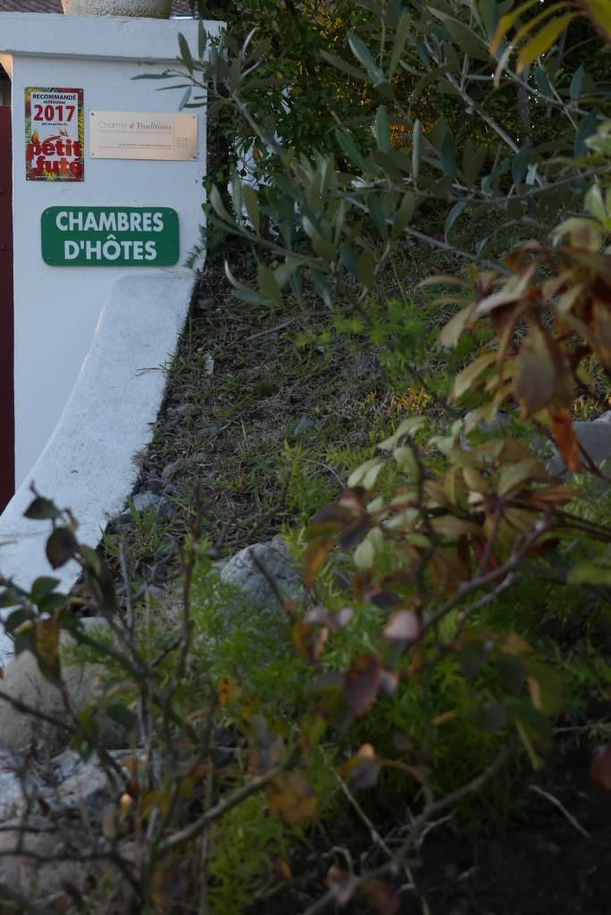 Plaques entrée HAITZ ONDO