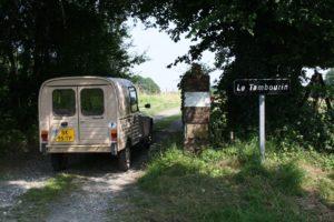 Ardennes Grand-Est landelijk onthaasten auto bed and breakfast