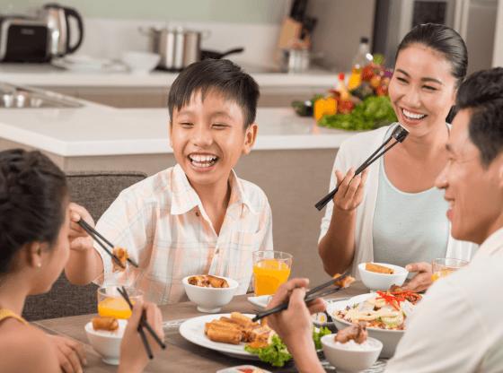 Đừng rũ bỏ nét văn hoá gia đình Việt!