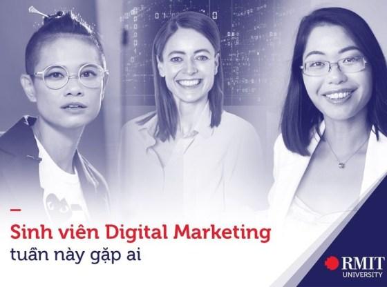 gap go dien gia khach moi nganh Digital Marketing RMIT