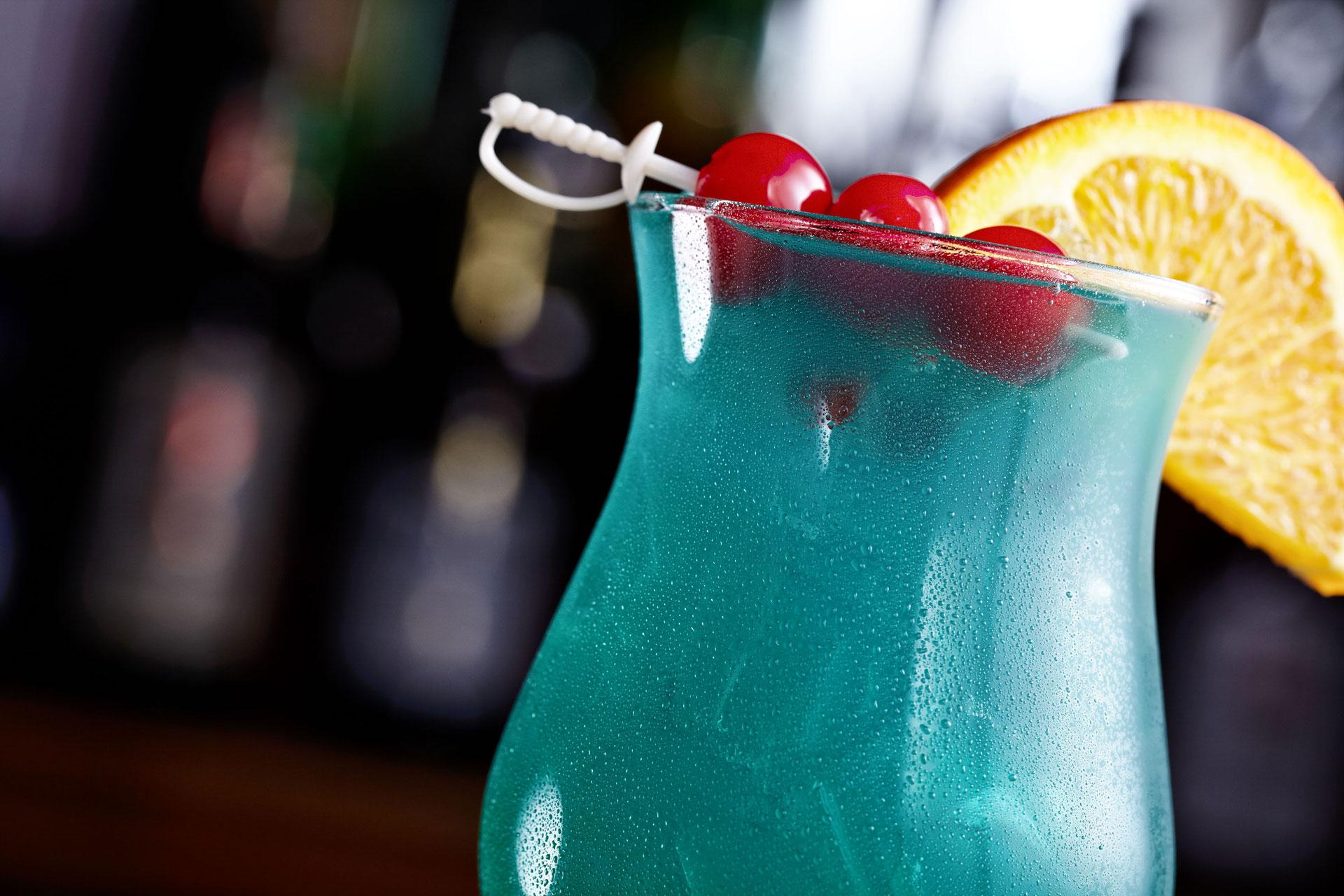 Fresh fruit cocktails and stiff drinks alike, we have a great drink selection at Chameleon in Northside Cincinnati.