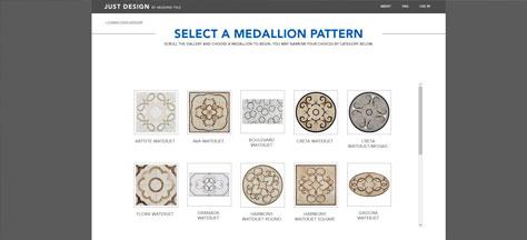software for ceramic tile visualization