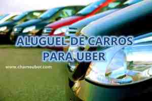 Aluguel de carros para Uber: Vale a pena alugar carro para trabalhar?