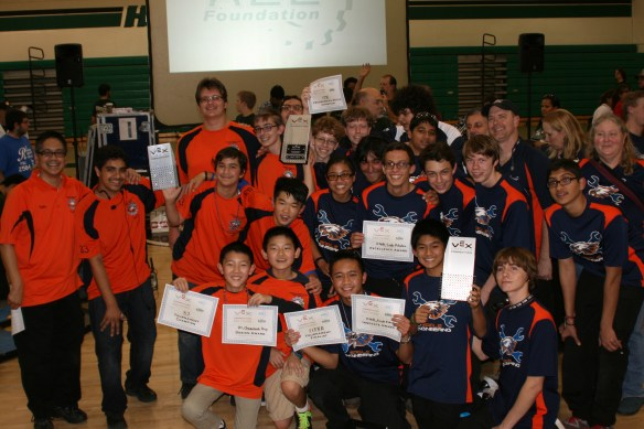 Champion teams 83 and 1138