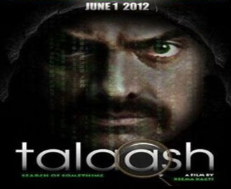Aamir Khan's new movie Talaash
