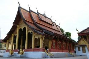 Wat Sene (Sensoukharam) - one of the most beautiful temples in Luang Prabang