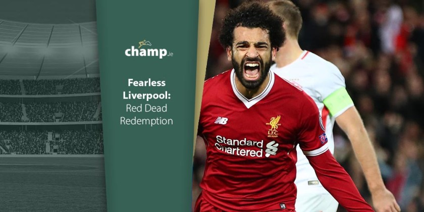 Mo Salah Red Dead Redemption
