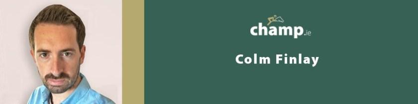 Colm Finlay - Profile