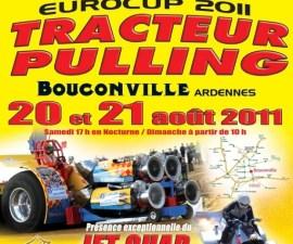 Tracteur Pulling à Bouconville