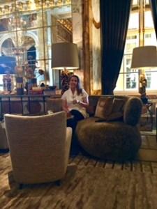 Luxury Travel blogger Eileen Callahan
