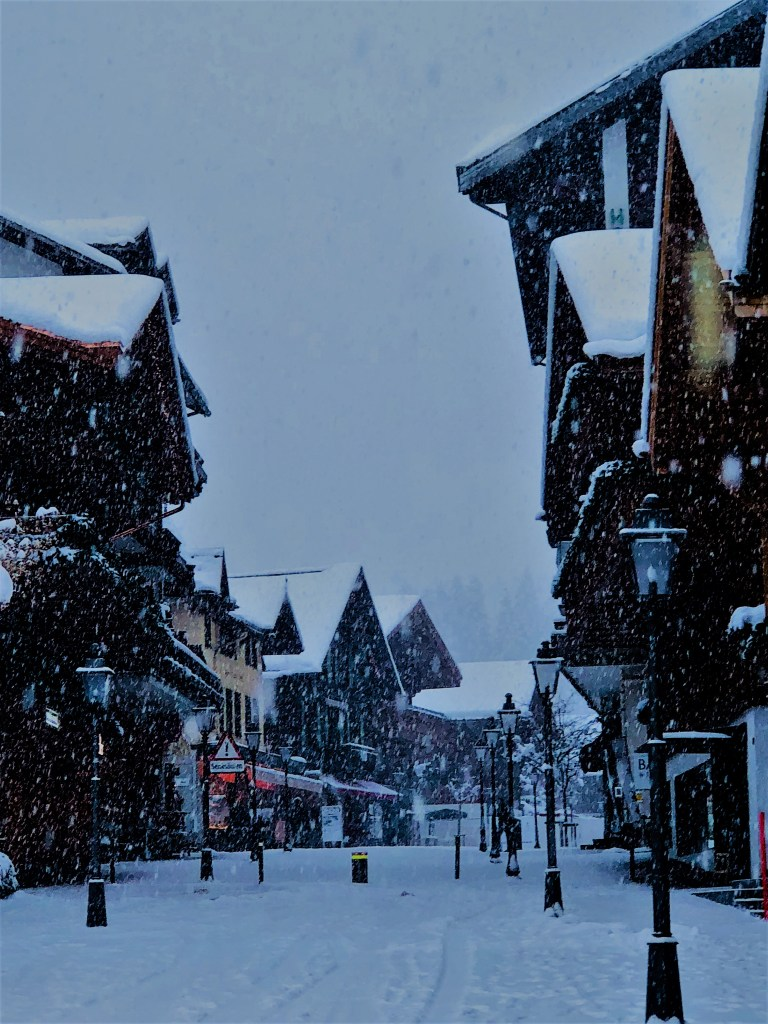 Eileen Callahan Luxury Travel Writer in Gstaad Switzerland for Champagne Travels