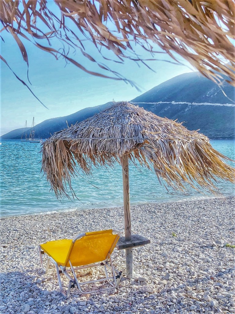 Luxury Travel Writer Eileen Callahan visits Lefkada Island in Greece