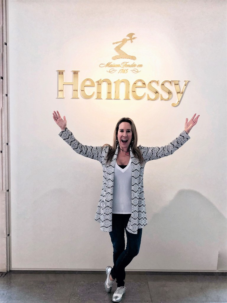 Champagne Travels visits Hennessy Distillery in Cognac, France